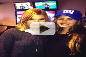 VIDEO: 'Voice' Runner Up Jacquie Lee Sings National Anthem at Giants Game