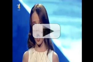 STAGE TUBE: 9-Year-Old Amira Willighagen Wins Holland's Got Talent