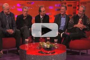 VIDEO: Monty Python Troupe Appears on BBC's GRAHAM NORTON SHOW