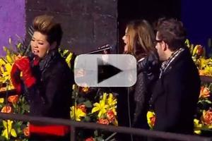 VIDEO: VOICE Stars Tessanne Chin, Jacquie Lee and Will Champlin Perform at Rose Bowl Parade