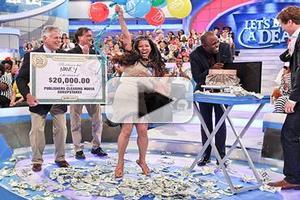 VIDEO: Sneak Peek - 'Big Money Week' Returns on LET'S MAKE A DEAL