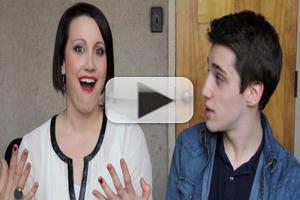 BWW TV Exclusive: BREAKING DOWN THE RIFFS w/ Natalie Weiss- Future Broadway Boy?