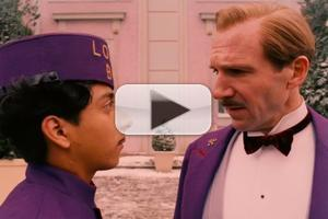 VIDEO: New Clip from Wes Anderson's  THE GRAND BUDAPEST HOTEL