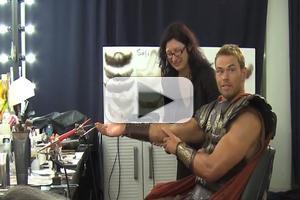 VIDEO: Behind the Scenes - Kellan Lutz Talks Scars in THE LEGEND OF HERCULES