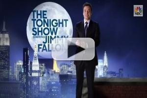 VIDEO: First Promo for Jimmy Fallon as New Host of THE TONIGHT SHOW!