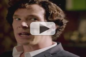 VIDEO: Sneak Peek & Behind-the-Scenes of BBC's SHERLOCK, Season 3