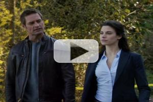 VIDEO: Sneak Peek - Watch Josh Holloway in Series Premiere of CBS's INTELLIGENCE