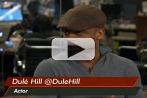 STAGE TUBE: Dule Hill Talks AFTER MIDNIGHT & His Broadway Roots!