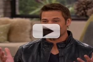 VIDEO: Josh Holloway Chats New CBS Series INTELLIGENCE on 'The Talk'