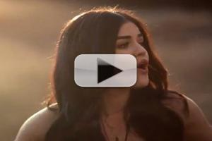 VIDEO: First Look - LUCY HALE Debuts Video for New Single 'You Sound Good To Me'