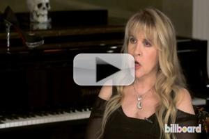 VIDEO: Stevie Nicks Talks AMERICAN HORROR STORY: COVEN and Ryan Murphy's 'Misfits'