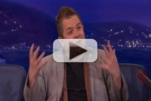 VIDEO: Patton Oswalt Talks Being a Typecast Victim on Tonight's CONAN