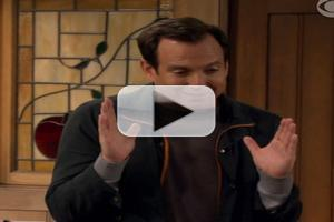 VIDEO: Sneak Peek - Tonight's Episode of CBS's THE MILLERS
