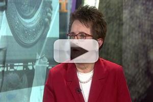 VIDEO: Billie Jean King Talks Russia's Anti-Gay Laws on TODAY