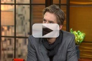 VIDEO: Dan Stevens Apologizes for DOWNTON ABBEY Death on 'Today'
