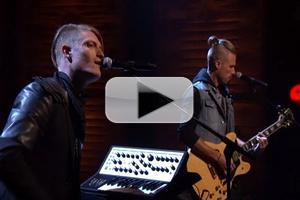 VIDEO: The Kin Perform Track from New Album 'Get On It' on CONAN