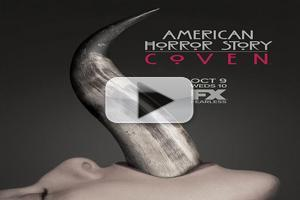 Witchy New AMERICAN HORROR STORY: Inside The Coven Featurette