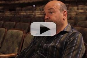 STAGE TUBE: Meet the Company of ALADDIN- Director/Choreographer Casey Nicholaw!