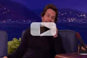 VIDEO: Mark Wahlberg Talks One Direction, His Daughters on Tonight's CONAN