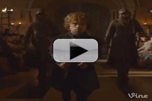 VIDEO: FIRST LOOK HBO Teases GAME OF THRONES Season 4 on Vine!