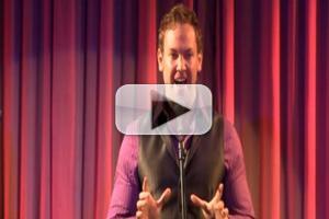BWW TV Exclusive: CUTTING-EDGE COMPOSERS CORNER- Michael Hunsaker Sings Jeremy Schonfeld's 'Cornerstone'