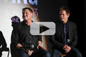 VIDEO: Kevin Bacon Surprises Fans at THE FOLLOWING Ultimate Marathon Screening