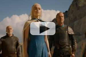 VIDEO: First Look - GAME OF THRONES Season 4 Trailer Has Arrived!