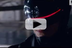 VIDEO: First Look - New TV Spot for Action Thriller ROBOCOP