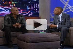 VIDEO: Tyrese Opens Up on Paul Walker's Death & Future of 'Fast & Furious' on ARSENIO