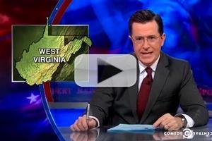 VIDEO: Stephen Talks West Virginia Water Crisis on COLBERT