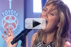 VIDEO: Jennifer Nettles Performs from Debut Album 'That Girl' on TODAY