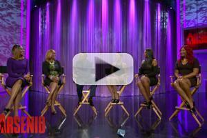 VIDEO: Braxton Family Ladies Visit ARSENIO HALL