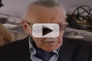 VIDEO: First Look - Stan Lee Guests on ABC's MARVEL'S AGENTS OF S.H.I.E.L.D