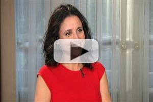 VIDEO: Julia Louis-Dreyfus Admits 'I Like Making People Cry' on TODAY