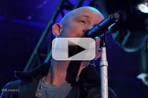VIDEO: THE FRAY Perform New Single 'Love Don't Die' on 'KIMMEL'