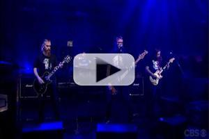 VIDEO: Watch RED FANG Perform on LETTERMAN, VH1