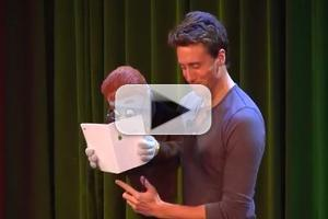 STAGE TUBE: AVENUE Q Cast Performs for Talks at Google!