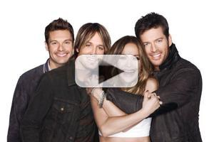 VIDEO: Watch Highlights from Last Night's AMERICAN IDOL Q & A with Jennifer Lopez, Keith Urban & Harry Connick Jr.