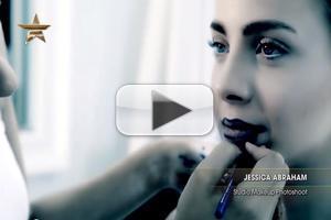 VIDEO: Photographers Jessica Abraham Studio Makeup Photoshoot 29f
