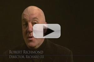 STAGE TUBE: Time-Lapse of Folger Theatre's RICHARD III Moving Centerstage