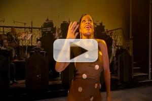 STAGE TUBE: Fantasia Performs 'Sunny Side of the Street' in AFTER MIDNIGHT