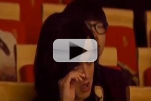 STAGE TUBE: Katy Perry Cries During an Orchestra Performance of 'Roar' in Beijing