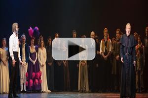Photos and Video: LES MIS Stars Unite! Original Valjean Colm Wilkinson Duets with Broadway-Bound Ramin Karimloo!
