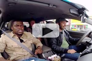 VIDEO: Watch Never-Before-Seen Extras from CONAN's Ride with Kevin Hart