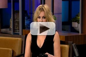 VIDEO: Chelsea Handler Talks Trip to Africa on LENO