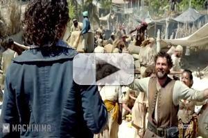 VIDEO: Behind the Scenes - Pirate Drama BLACK SAILS on Starz