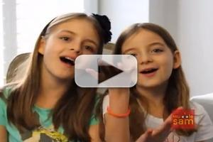 FROZEN Video of the Day - Adorable Bella & Sophia Take On 'In Summer'