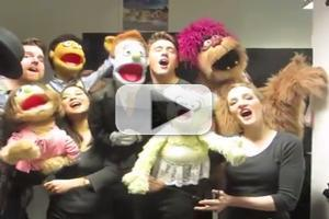 Video: Cast of AVENUE Q Congratulates Lopez Team on Oscar Nom w/ 'Let It Go' Cover