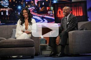 VIDEO: Real Housewives' Kenya Moore Dishes on Castmates on ARSENIO