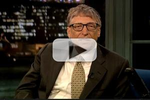 VIDEO: Bill Gates Debunks Poverty Myths on JIMMY FALLON